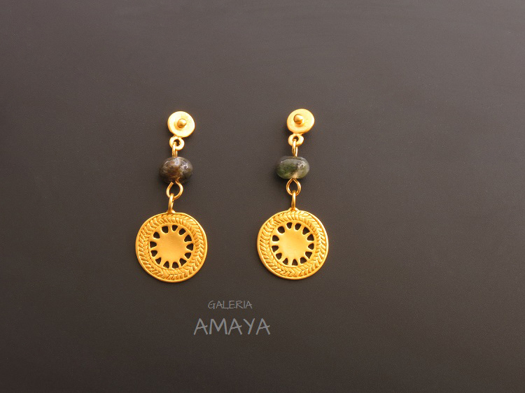 Pre-columbian earrings by Galeria AMAYA