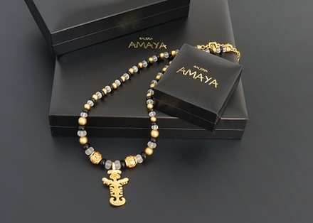 GALERIA AMAYA - Colombia Jewelry - Jewelry Gold Plated 24 karat